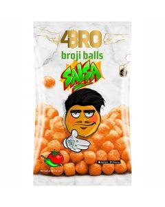 4Bro Broji Balls Salsa majssnacks 75g