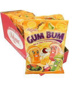 Gum Bum Hedelmätoffee 80g