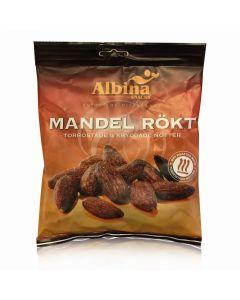 Albina snacks 220g Mandel rökt