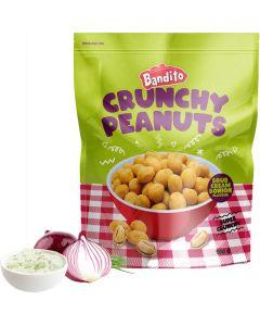 Bandito Crunchy Peanuts Sourcream & Onion nötter 100g
