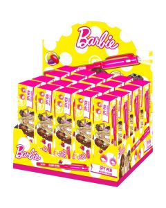 Barbie Spy Pen with Jelly Beans 30st