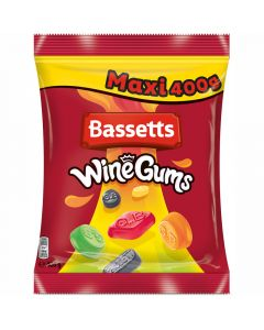 Bassetts Winegums Maxi 400g