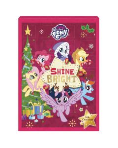 BIP My Little Pony chokladjulkalender 75g
