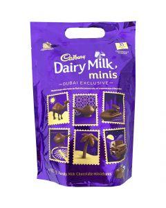 Cadbury Dairy Milk Minis chokladpraliner 400g