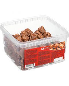 Carletti Knaprig choklad 1,3kg