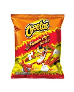 Cheetos Flamin' Hot Crunchy ostbågar 227g