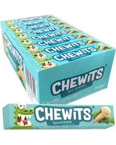 Cloetta Chewits Ice Cream 30g x 24st