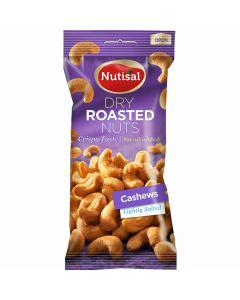 Cloetta Nutisal Dry Roasted Cashew 60g