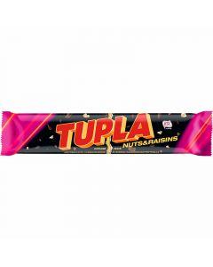 Cloetta Tupla King Size Nuts & Raisins chokladbar 80g