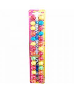Crazy Gum Balls tuggummi kulor 28st