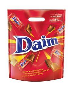 Marabou Daim Travel pack suklaakonvehti 1kg