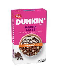 Dunkin Mocha Latte flingor 311g