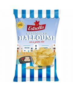 Estrella Halloumi med Chili chips 175g