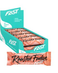 Fast Roasted Fudge protein bar 45g x 15st