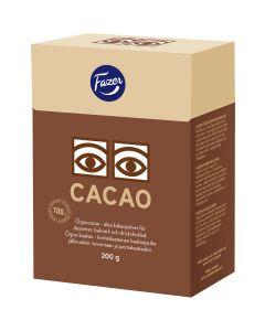Fazer Cacao kakaopulver 200g