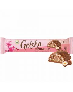 Fazer Geisha Crunchy chokladstycksak 50g
