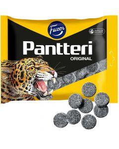 Fazer Pantteri Original Salmiaklakrits Traveller Exclusive 500g