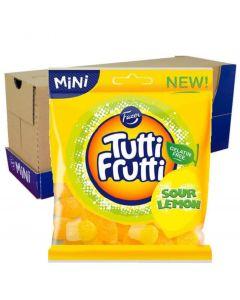 Fazer Tutti Frutti Sour Lemon 80g x 14st