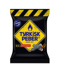 Fazer Tyrkisk Peber Soft and Salty 120g