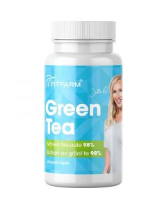 Fitfarm Green Tea 60 kaps.
