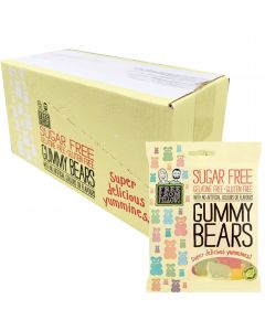 Free From Fellows Gummy Bears 70g x 10st