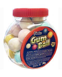 Fundiez Gum Ball tuggummi 40 st