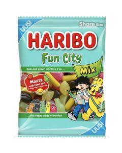 Haribo Fun City godis mix 275g