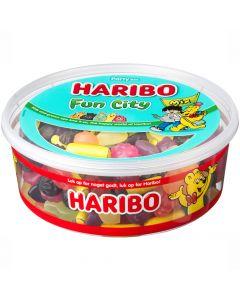 Haribo Fun City godisblandning 700g