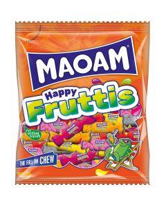 Haribo Maoam Happy Fruttis frukttoffeeblandning 375g