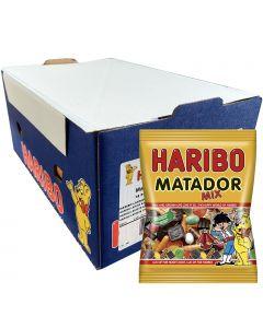 Haribo Matador Mix 120g x 18st
