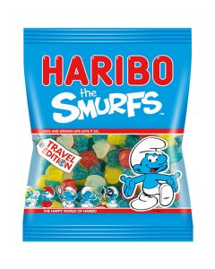Haribo Smurfs Travel Edition 450g
