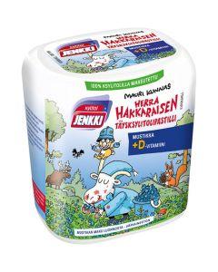 Herra Hakkarainen helxylitolpastill Blåbär + D-vitamin 45g
