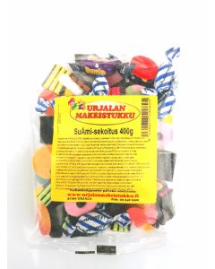 Finnish Candy Mix 400g