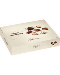 Jakobsen Dessert chokolader 450g