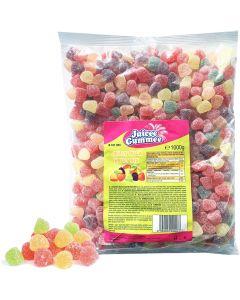 Juicee Gummee Jelly Fruit Mix 1kg