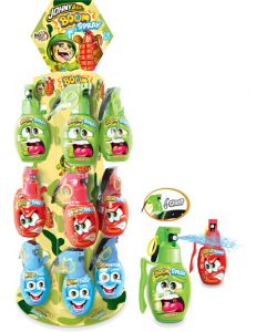 JohnyBee Boom Spray 50ml x 18 st