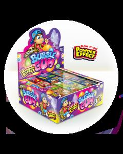JohnyBee Bubble Gum Powder Effect 35g x 18 st