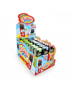 JohnyBee Lighter Spray Fruit 15ml x 24st