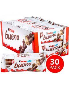 Kinder Bueno chokladstång 43g x 30st
