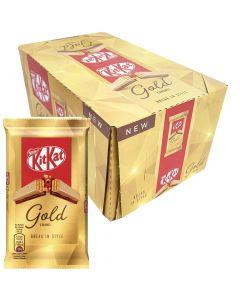 Kitkat Gold Caramel chokladbar 41,5g x 27st