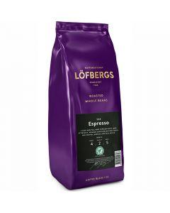 Löfbergs Espresso kaffebönor 1kg