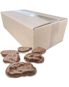 Choklad bananchips 4kg