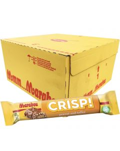 Marabou Crispy Peanut chokladbar 60g x 25st