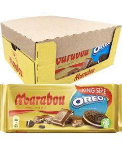 Marabou Oreo King Size 220g x 14st
