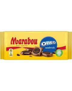 Marabou Oreo Sandwich chokladkaka 92g
