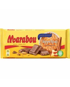 Marabou äppelpaj chokladkaka 185g