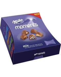 Milka Moments praliner 169g