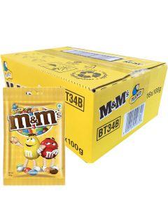 M&M Peanut 100g x 16st