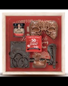 SEX Pack Chokladbox 200g