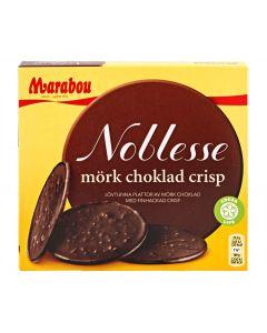 Noblesse mörk choklad crisp 150g